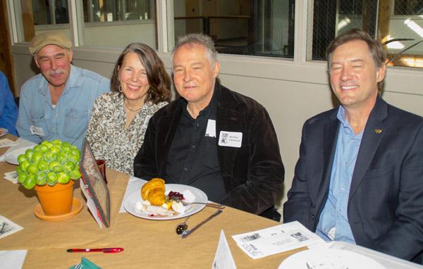 Victor Steinbrueck's Family: L to R - David, Lisa, Matthew, Peter